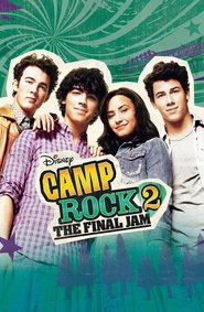 Camp Rock 2: The Final Jam is the best movie in Roshon Fegan filmography.