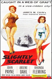 Slightly Scarlet is the best movie in Arlene Dahl filmography.