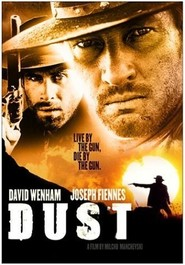 Dust - movie with Adrian Lester.