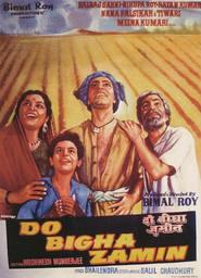 Do Bigha Zamin is the best movie in Balraj Sahni filmography.