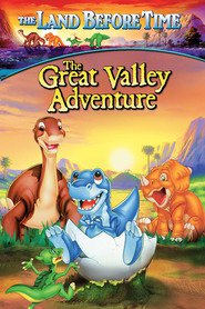 The Land Before Time II: The Great Valley Adventure - movie with Kenneth Mars.
