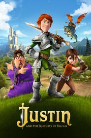 Justin and the Knights of Valour - movie with Antonio Banderas.