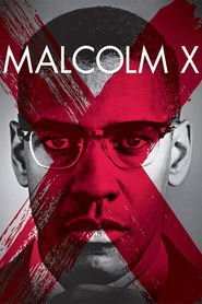 Malcolm X - movie with Denzel Washington.