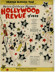 The Hollywood Revue of 1929 - movie with Stan Laurel.