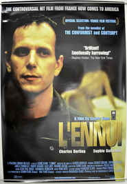 L'ennui - movie with Charles Berling.