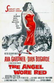 The Angel Wore Red is the best movie in Aldo Fabrizi filmography.