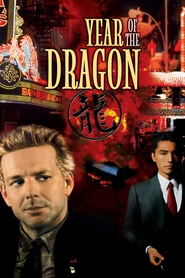 Year of the Dragon is the best movie in Mickey Rourke filmography.
