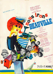 Nous irons a Deauville - movie with Louis de Funes.