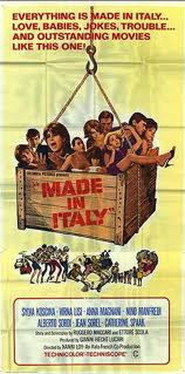 Made in Italy - movie with Claudio Gora.
