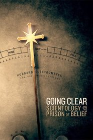 Going Clear: Scientology and the Prison of Belief - movie with John Travolta.