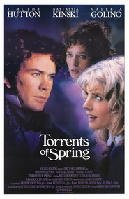 Torrents of Spring - movie with Jacques Herlin.
