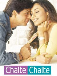 Chalte Chalte is the best movie in Rani Mukherjee filmography.