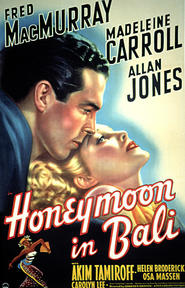 Honeymoon in Bali is the best movie in Osa Massen filmography.