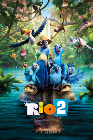 Rio 2 - movie with John Leguizamo.