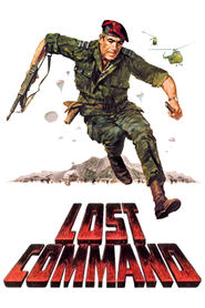 Lost Command - movie with Alain Delon.