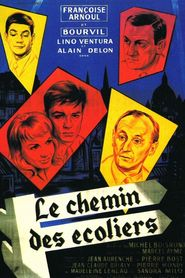 Le chemin des ecoliers - movie with Alain Delon.