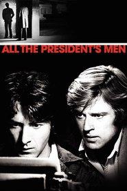 Film All the President's Men.