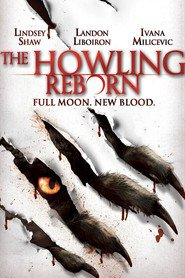 The Howling: Reborn - movie with Landon Liboiron.