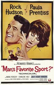 Man's Favorite Sport? - movie with Maria Perschy.