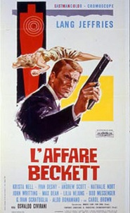 L'affare Beckett - movie with Carla Calo.