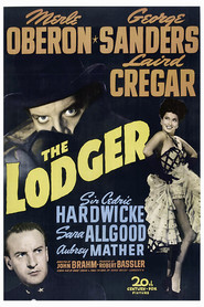 The Lodger - movie with George Sanders.
