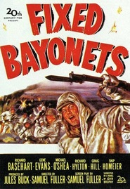 Fixed Bayonets! is the best movie in Richard Basehart filmography.