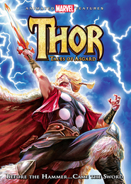 Thor: Tales of Asgard - movie with Paul Dobson.