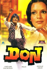 Don - movie with Amitabh Bachchan.