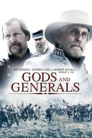 Gods and Generals - movie with Bill Campbell.