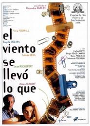 El viento se llevo lo que is the best movie in Fabian Vena filmography.