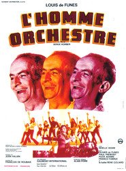 L'homme orchestre - movie with Louis de Funes.