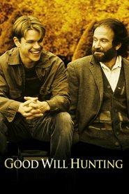 Good Will Hunting - movie with Ben Affleck.