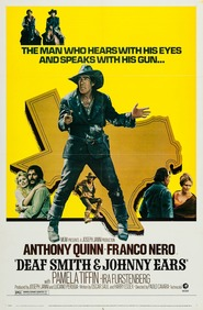 Los amigos - movie with Anthony Quinn.