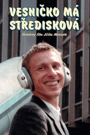 Vesnicko ma strediskova - movie with Libuse Safrankova.