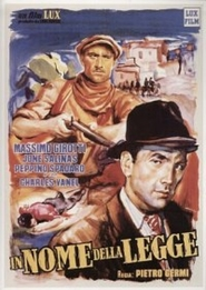In nome della legge - movie with Charles Vanel.