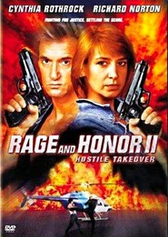 Rage and Honor II - movie with Richard Norton.