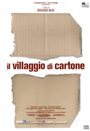 Il villaggio di cartone - movie with Rutger Hauer.