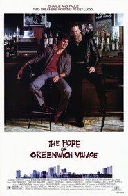 The Pope of Greenwich Village - movie with Mickey Rourke.