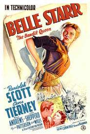 Belle Starr - movie with Shepperd Strudwick.