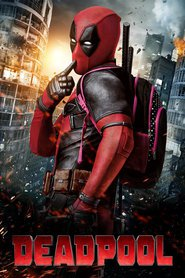 Deadpool - movie with Ryan Reynolds.