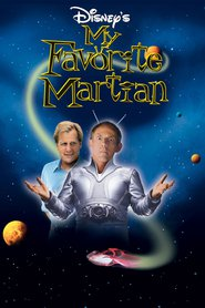 My Favorite Martian is the best movie in Christopher Lloyd filmography.