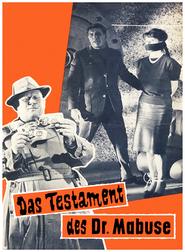 Das Testament des Dr. Mabuse is the best movie in Anneli Sauli filmography.