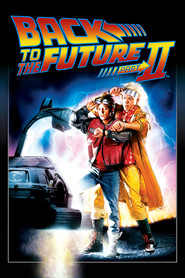 Back to the Future Part II - movie with Christopher Lloyd.