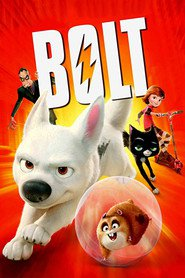 Bolt - movie with John Travolta.