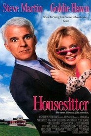 HouseSitter - movie with Steve Martin.