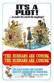 The Russians Are Coming the Russians Are Coming - movie with Carl Reiner.