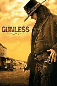 Gunless - movie with Graham Greene.