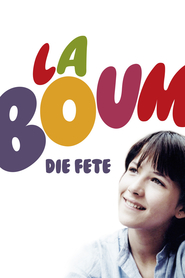 La boum - movie with Sophie Marceau.