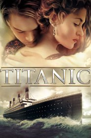 Titanic - movie with Leonardo DiCaprio.