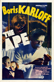 The Ape - movie with George Cleveland.